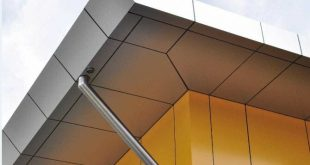 Pemasangan Aluminium Composite Panel Banda Aceh
