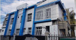 Pemasangan Aluminium Composite Panel Aceh
