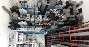 Holow Aluminium Banda Aceh