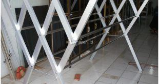 Jemuran Baju Aluminium | Banda Aceh