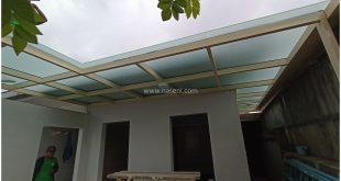 Kanopi Kaca Tempered | Banda Aceh
