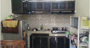 Kitchen set Aluminium | Pintu Dapur Aluminium | Banda Aceh