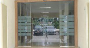 Pintu kaca otomatis | Banda Aceh