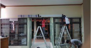 Pintu Sensor Kaca | Banda Aceh