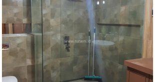 Shower BoxShower Box Kaca   Kaca Pembatas Kamar Mandi   Kaca Kamar Mandi   Banda Aceh