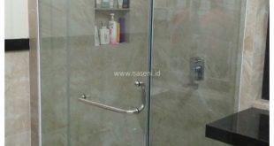 Partisi Kaca shower Kamar Mandi | Banda Aceh